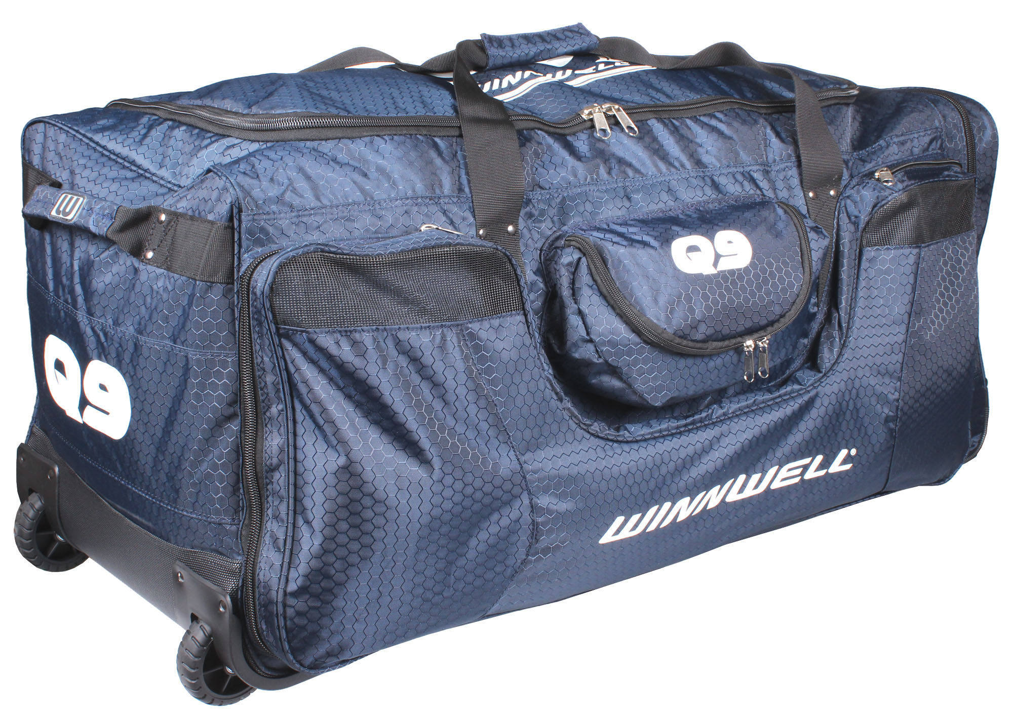 Taška Winnwell Q9 Wheel Bag JR. - blue