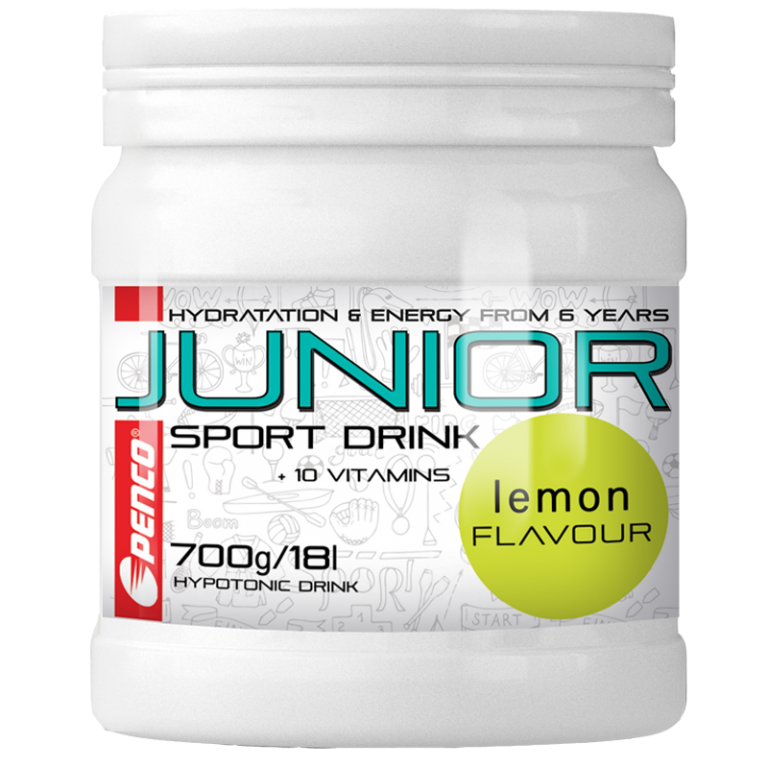 Penco © Junior Sport Drink Citron - 700g