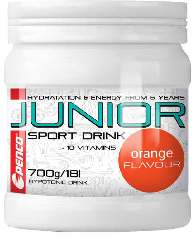 Penco © Junior Sport Drink Pomeranč- 700g