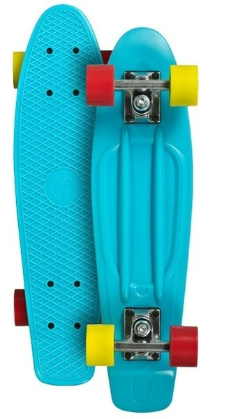 Skateboard Choke Juicy Susi - Shady Lady Cyan