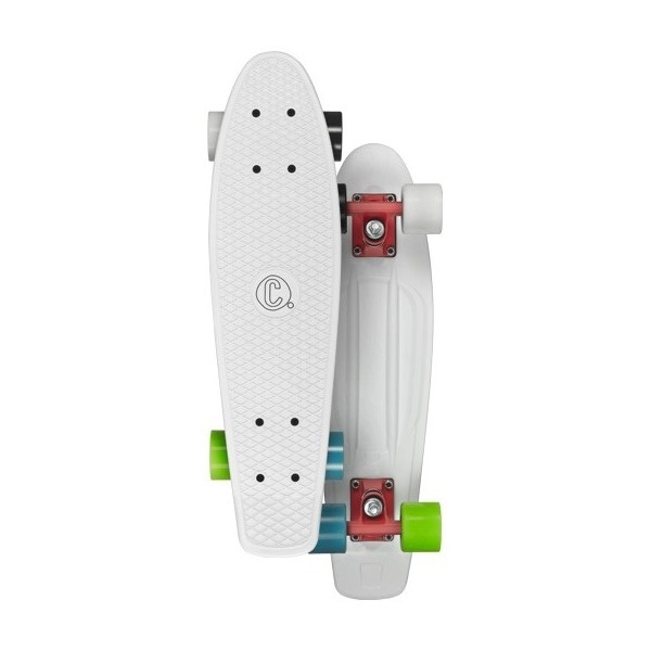 Skateboard Choke Juicy Susi - White