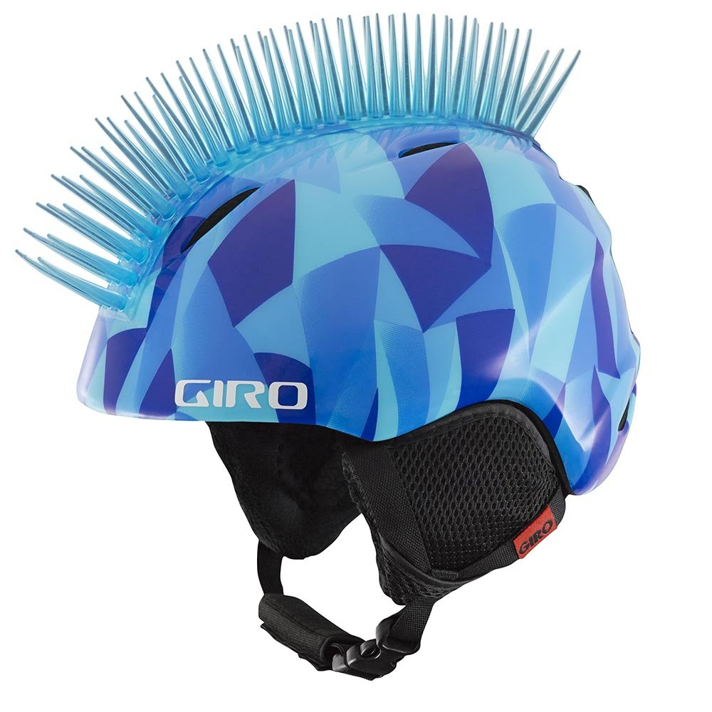 Giro Launch Plus Blue Icehawk XS (48,5-52 cm)