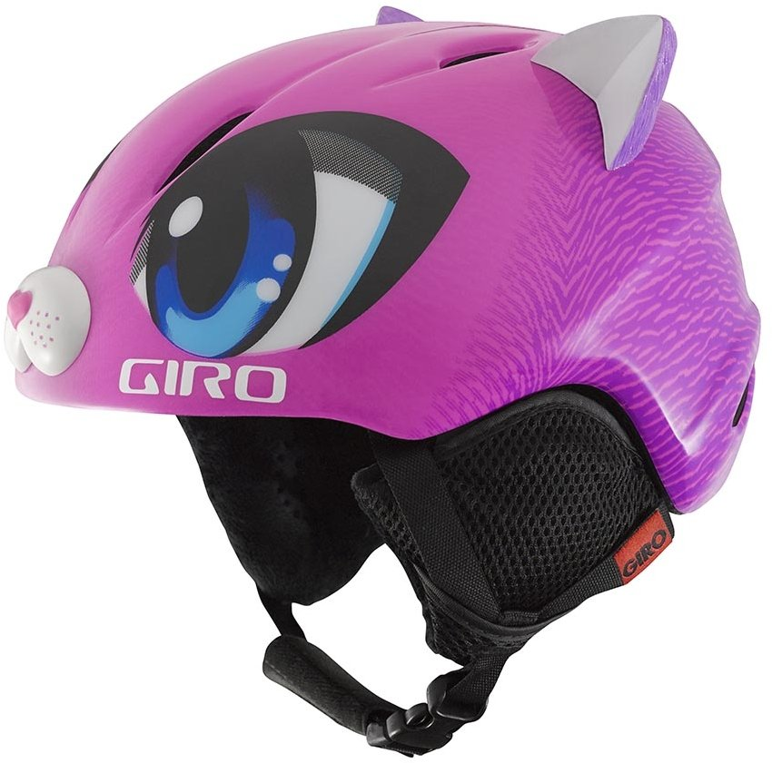 Giro Launch Plus Pink Meow XS (48,5-52 cm)