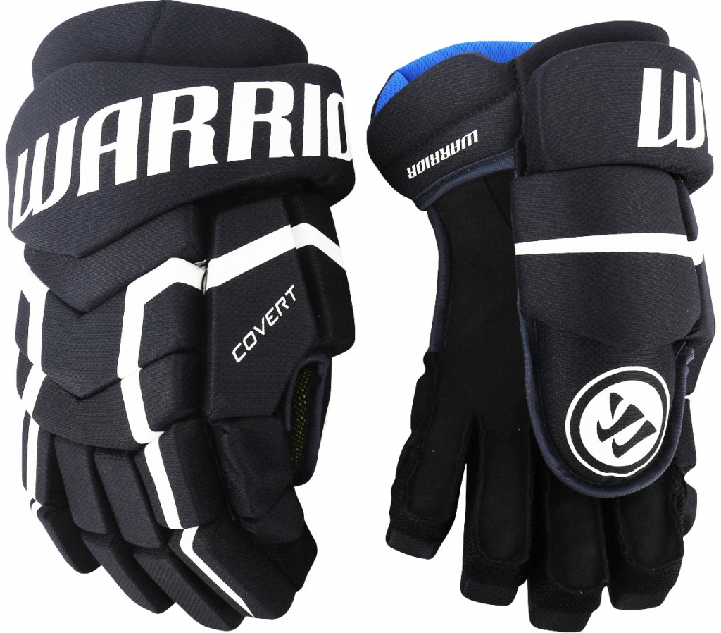 Hokejové rukavice Warrior QRL 5 Jr. - 12