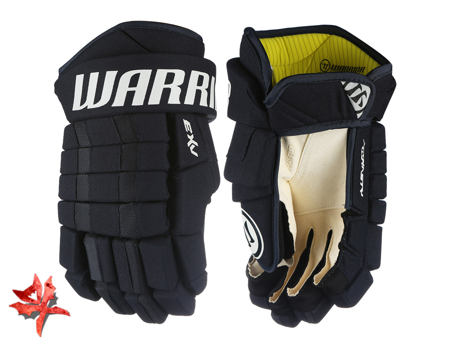 Hokejové rukavice Warrior AX3 - 13""
