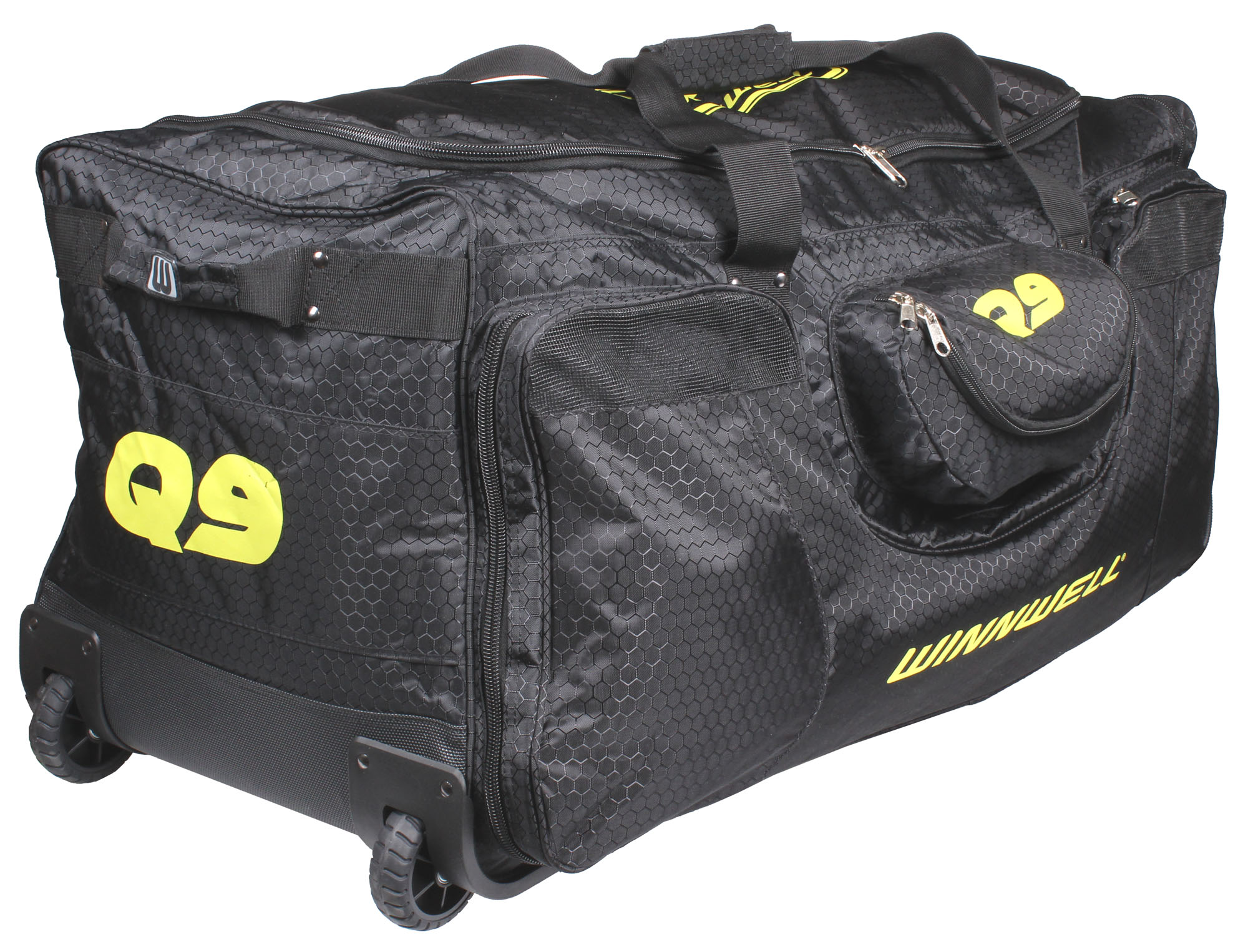 Taška Winnwell Q9 Wheel Bag SR. - black