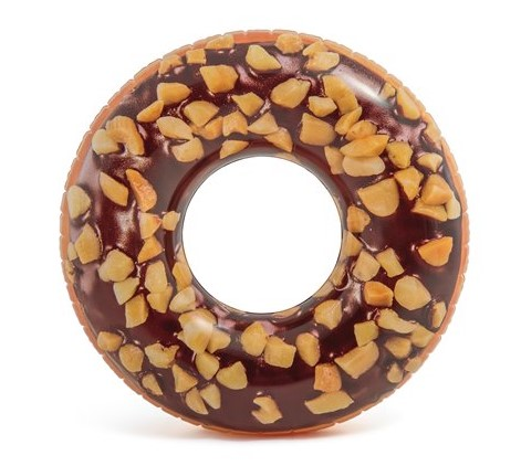 Intex Nutt chocolate donut