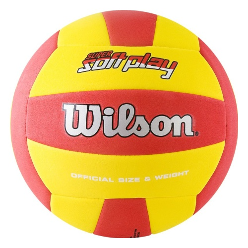Wilson SUPER SOFT PLAY volleyball míč
