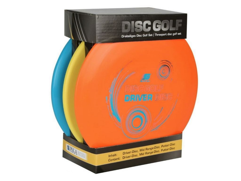 Disc Golf - set
